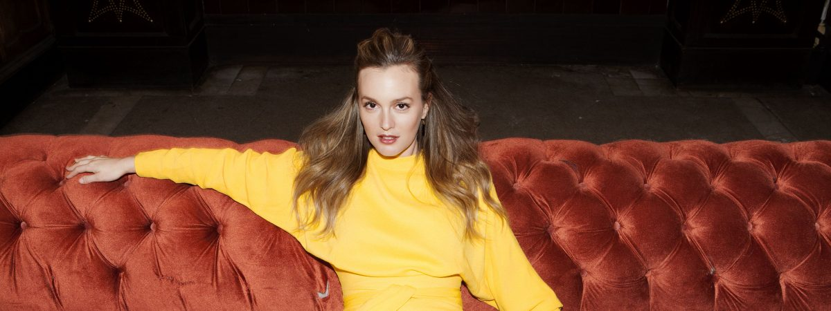 Leighton Meester now goes for the roles of strong and independent women
